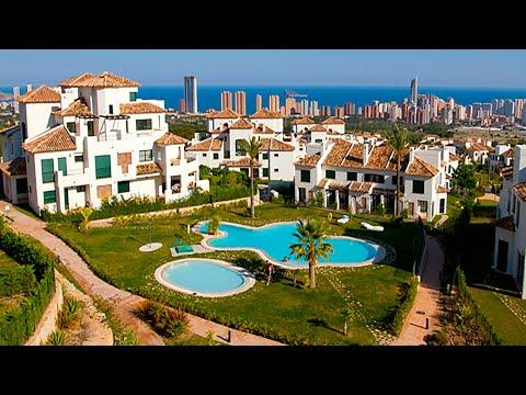 Новые квартиры с видом на море в Сьерра Кортине/Новостройки в Бенидорме/Недвижимость в Испании 2020