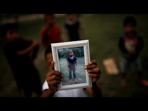 Θρήνος για την 7χρονη Ζακλίν