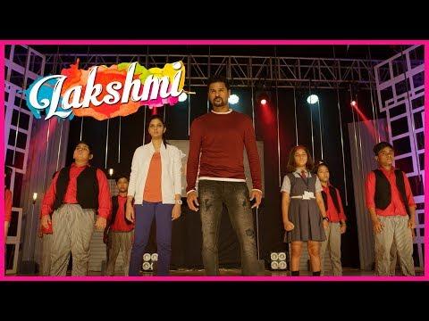 Prabhu Deva Reveals His True Identity | Lakshmi Tamil Movie | Prabhu Deva | Ditya | Aishwarya Rajesh