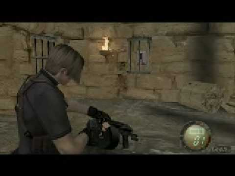 Resident Evil 4 PC - Krauser vs Leon - Professional Difficulty