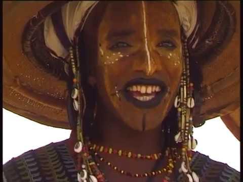 "Africa NIger ""Bororo's Dance""  Geerewol  Festival Filmed by Global Vision"