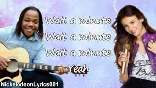 Victoria Justice & Leon Thomas lll - Countdown (+ Lyrics)