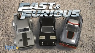 Nonton Fast & Furious Dom's Ice Charger, Dom's Plymouth GTX & Letty's Rally Fighter from Jada Toys Film Subtitle Indonesia Streaming Movie Download