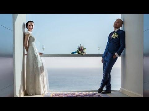Видео о свадьбе Кайрата и Кати, отель Renaissance Актау