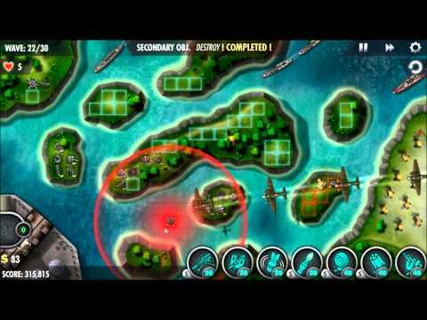 обзор iBomber Defense Pacific (CD-Key, Steam, Region Free)