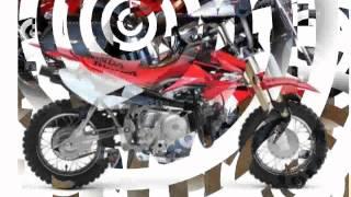1. 2005 Honda CRF 50F - Specs & Details