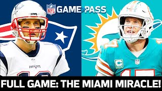 New England Patriots vs. Miami Dolphins Week 14, 2018 FULL Game: The Miami Miracle! by NFL