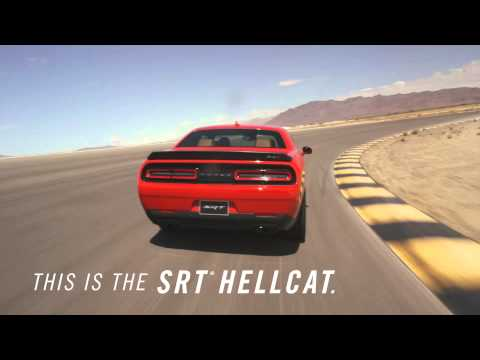 Dodge Challenger Hellcat Promo Video