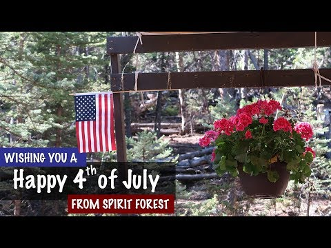 Wishing You A Happy 4th of July From Spirit Forest!!