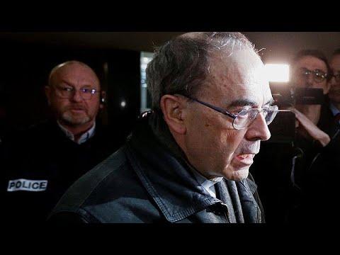 Γαλλία – Δίκη παιδεραστίας: Απαλλαγή για τον καρδινάλιο Μπαρμπαρέν ζητεί η εισαγγελέας…