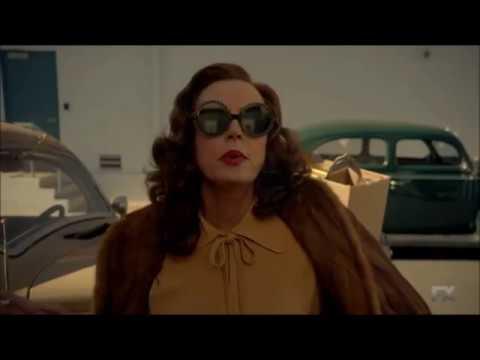 """Joan Crawford leaves MGM - """"Feud: Bette and Joan"""""""