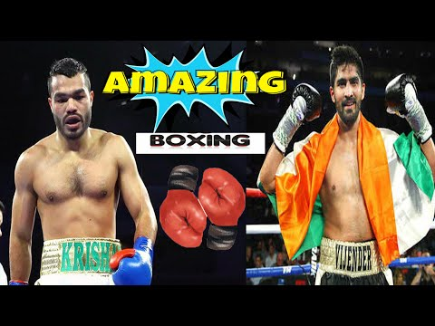Double Knockout Boxing In India