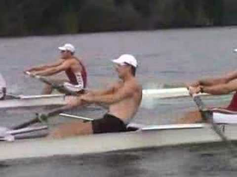 inch - Canadian Olympic Rowing Team.