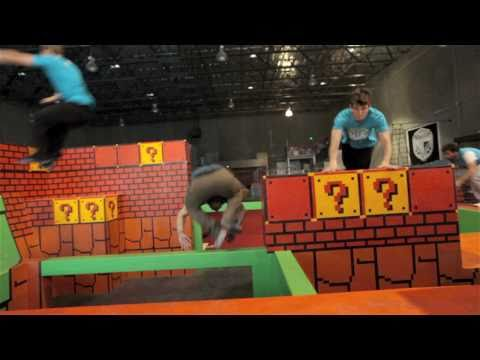 Free Running - Tempest Freerunning Academy's grand opening is April 2, 2011. Watch this epic video show casing some of the obstacles and areas found at The Academy. Tempest...