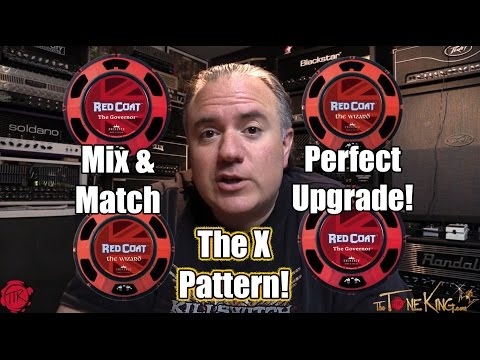 How to Upgrade with MIXED Guitar Speakers! The Perfect Upgrade!