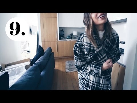 My New Favorite Winter Coat + Let's Talk about Sponsored Videos... (видео)