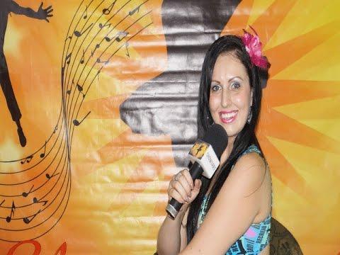 Em ritmo carnavalesco Show&Art de Dani Pessôa