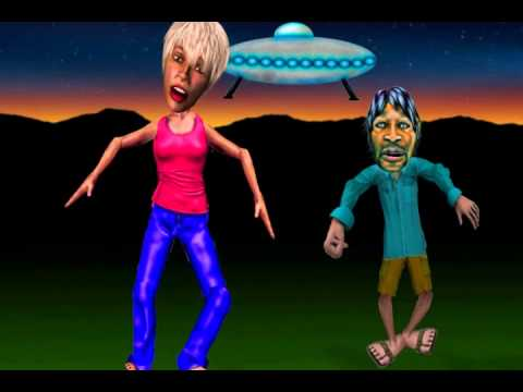 CrazyTalk Animator – They Came From Space