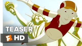 Phantom Boy Official Teaser Trailer 1 (2016) - Jean-Pierre Marielle, Audrey Tautou Movie HD by Movieclips Film Festivals & Indie Films