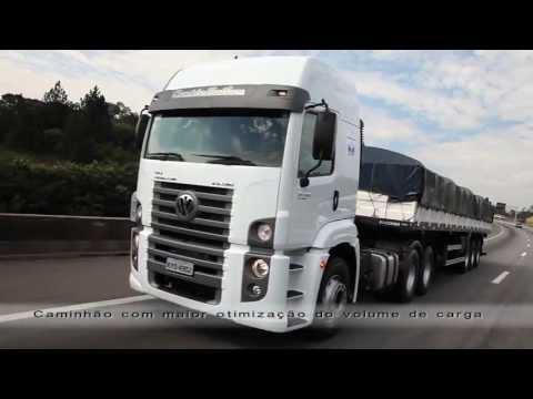 CAVALO MECÂNICO - O caminhão Volkswagen Constellation 25.390 6x2 é destaque da MAN Latin America em um vídeo release produzido pela montadora. O veículo integra a família de c...