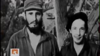 """""""Cabalgando con Fidel"""", la canción homenaje"""