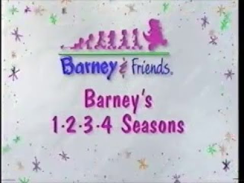 Barney's 1-2-3-4 Seasons Custom Theme