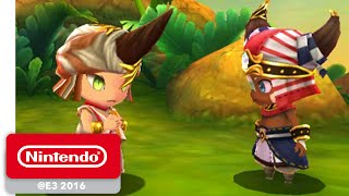 Ever Oasis Announcement Trailer | E3 2016