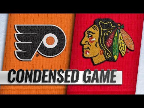 03/21/19 Condensed Game: Flyers @ Blackhawks
