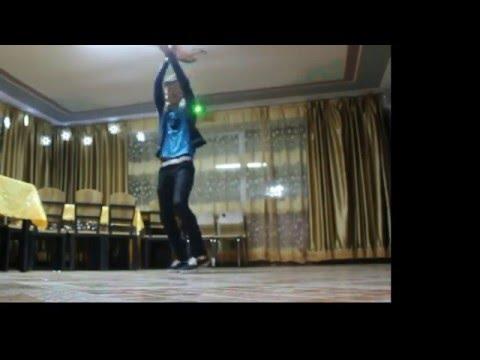 Bros-Light [Dance CreW] - Dancer HeRoz Kika (Electro dance) (видео)