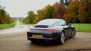 New Porsche 911 Carrera 4 Part 1 - red line of identity
