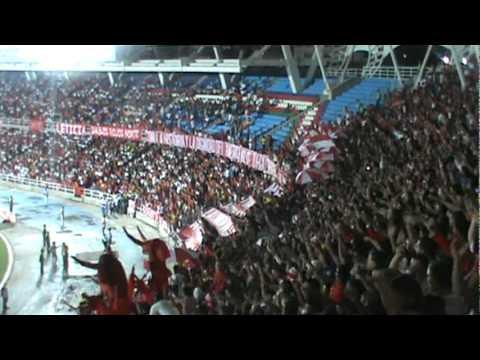 el carnaval del baron rojo sur...clasico...america vs casi - Baron Rojo Sur - América de Cáli