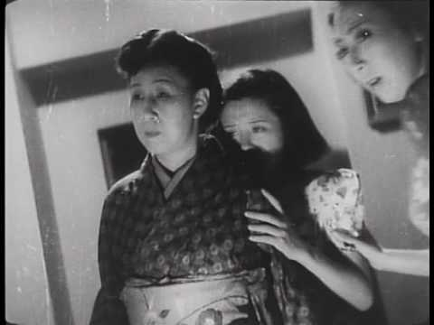 Invisible Man Appears (Tomei ningen arawaru) - 1949 - Trailer
