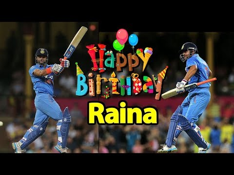 Video Birthday Special: Suresh Raina Turns 32 | Sports Tak download in MP3, 3GP, MP4, WEBM, AVI, FLV January 2017