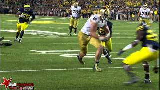 Troy Niklas vs Michigan (2013)
