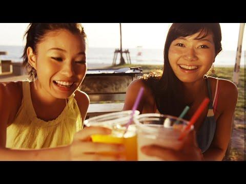 Girls' Stylish Trip to Okinawa