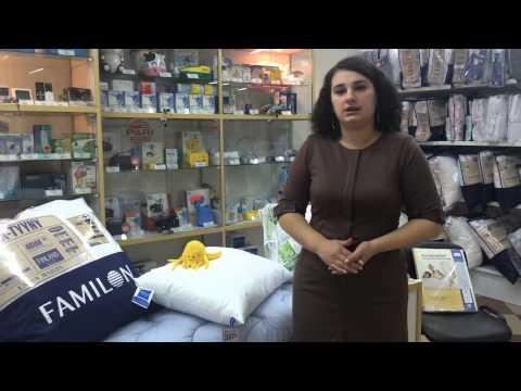 Как выбрать подушку и одеяло для аллергика
