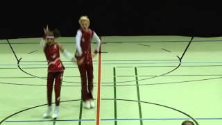 Johanna Wolf & Niklas Bahr - 31. Rhein-Sieg-Cup 2013