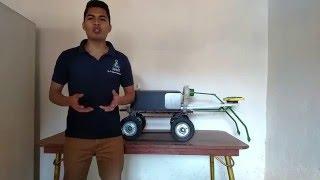 Robot Sembrador Biidxi Cubi Semilla Nueva