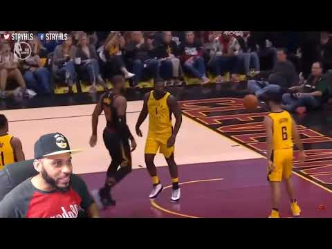 Yeah, Now I'm A LITTLE Worried | Cavs vs Pacers Game 1 2018