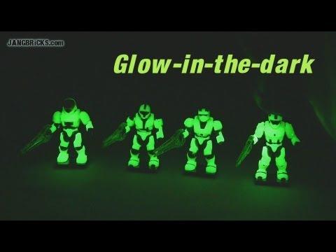 Mega Bloks Halo Last Man Standing Zombie Pack 97199 set Review