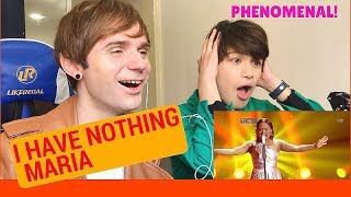 Video Maria I HAVE NOTHING Reaction (Indonesian Idol Spekta Show Top 3) MP3, 3GP, MP4, WEBM, AVI, FLV Juli 2018