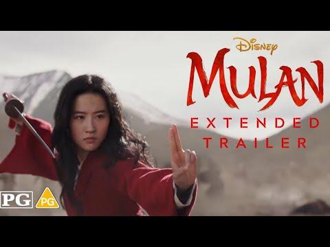 Mulan (2020) | Extended Trailer | Yifei Liu, Donnie Yen & Jet Li | PG