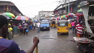 Video of Monrovia Liberia West Africa in 2017.