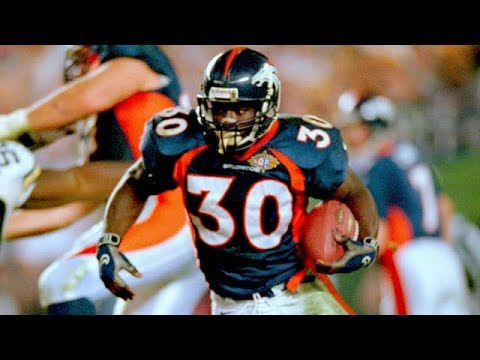 30 for 30: Why Terrell Davis Ok'd Phillip Lindsay Wearing His Number | The Rich Eisen Show | 9/14/18