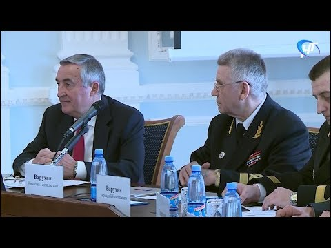 Состоялось первое заседание попечительского совета морского центра им. капитана Варухина