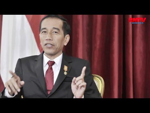 Tiga Jurus Jokowi Benahi Ekonomi Indonesia