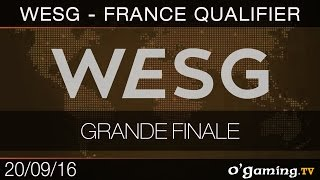 Grande Finale - WESG France Qualifier