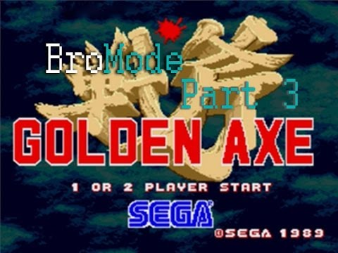 "Golden Axe Part 3: ""Golden Axe: Advanced Warfare"""