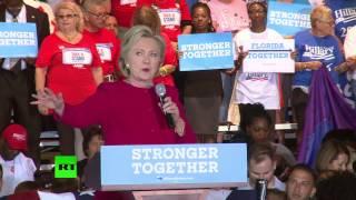 Политолог: Семья Клинтонов и ее окружение продажны