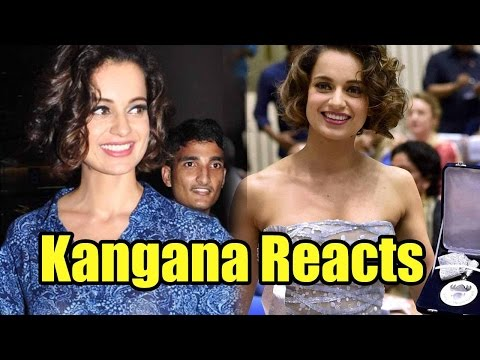 Kangana Ranaut REACTS On Winning 3rd National Awar